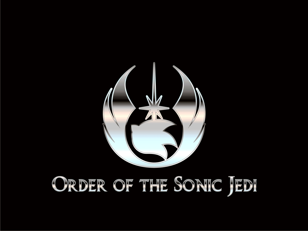 Jedi Order Wallpaper Order of the sonic jedi by 1024x768