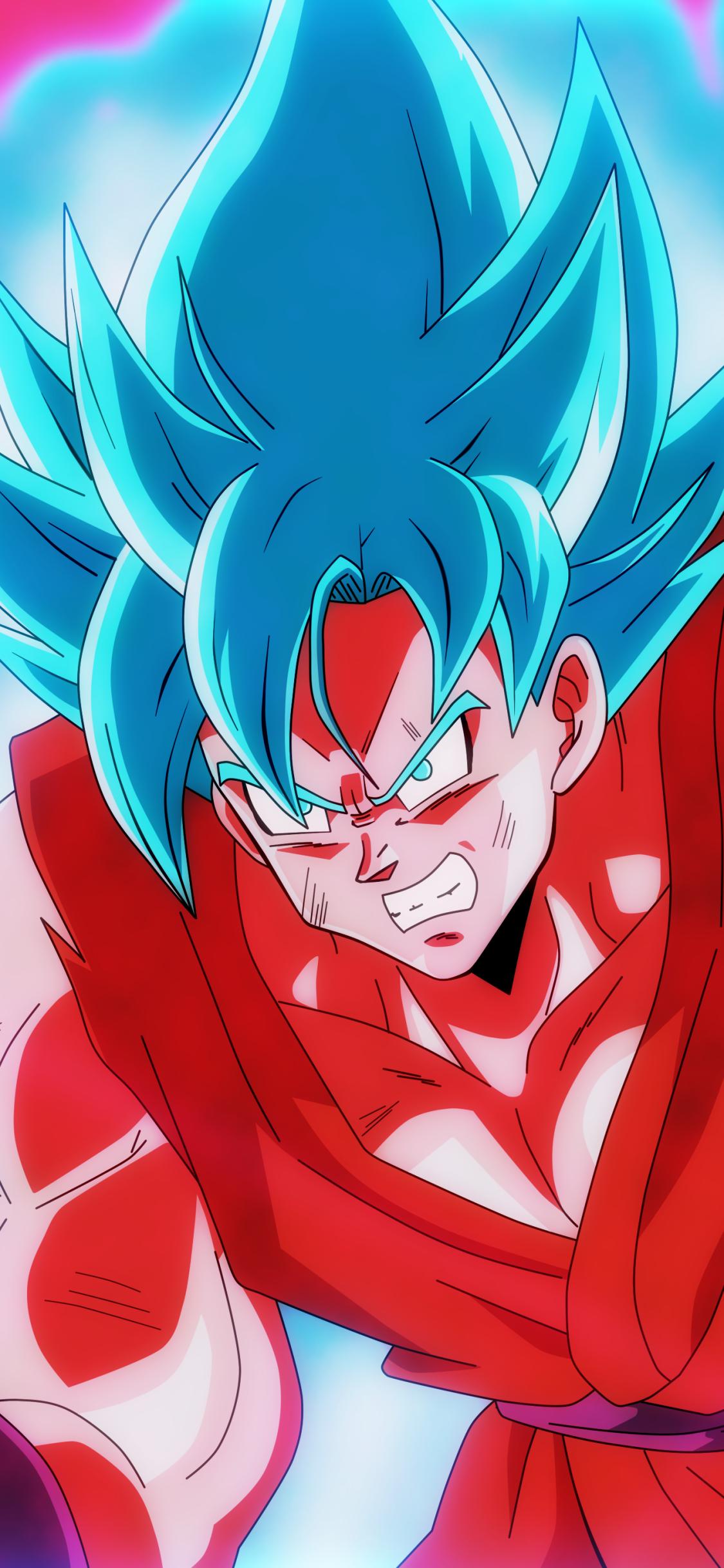 AnimeDragon Ball Super 1125x2436 Wallpaper ID 705954   Mobile 1125x2436