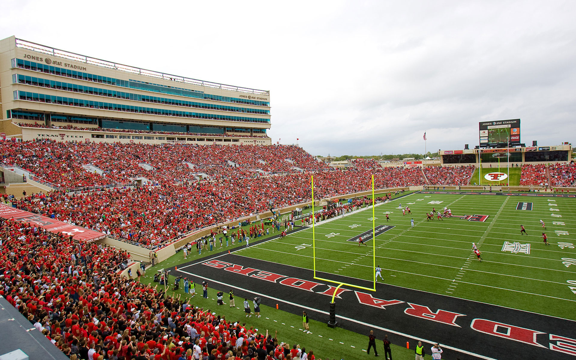 TEXASTECHCOM   Texas Tech University Official Athletic Site 1920x1200