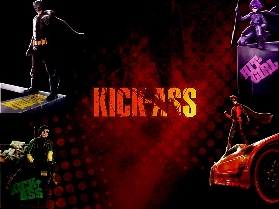 Kick Ass Wallpaper by Kane52630 900x675