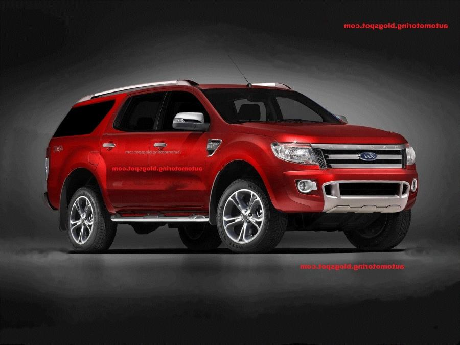Ford new endeavour photos wallpapers 900x675