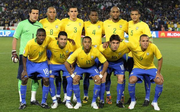 SOCCER PLAYERS WALLPAPER Brazil FIFA World Cup 2010 Best Football 620x388