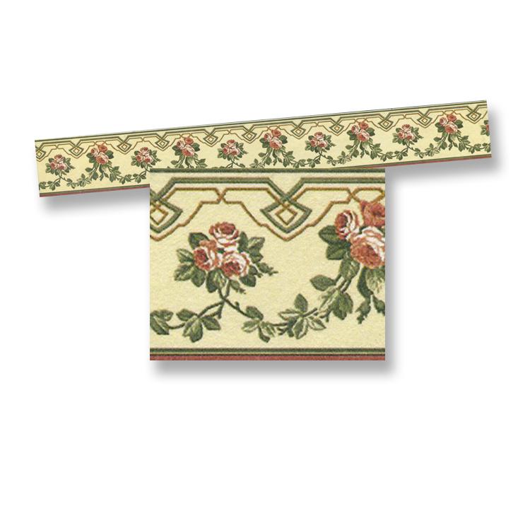 Floral Wallpaper Border 6pc 750x750