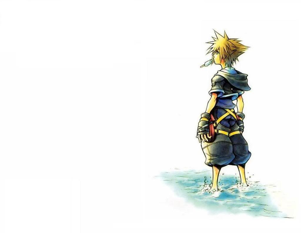 Kingdom Hearts Backgrounds 1024x793