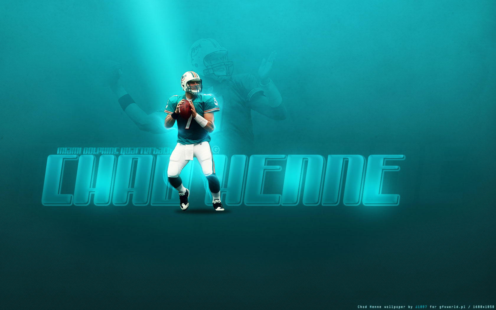 Pin New Miami Dolphins Desktop Wallpaper 1680x1050