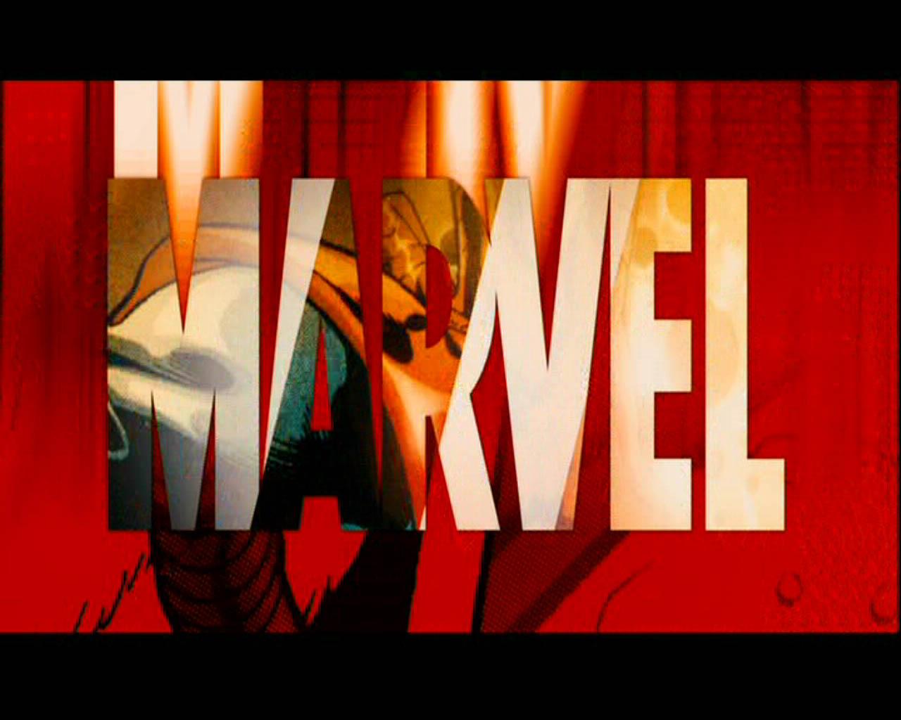 Marvel Logo Wallpaper 17209   Wallpaperesque 1280x1024