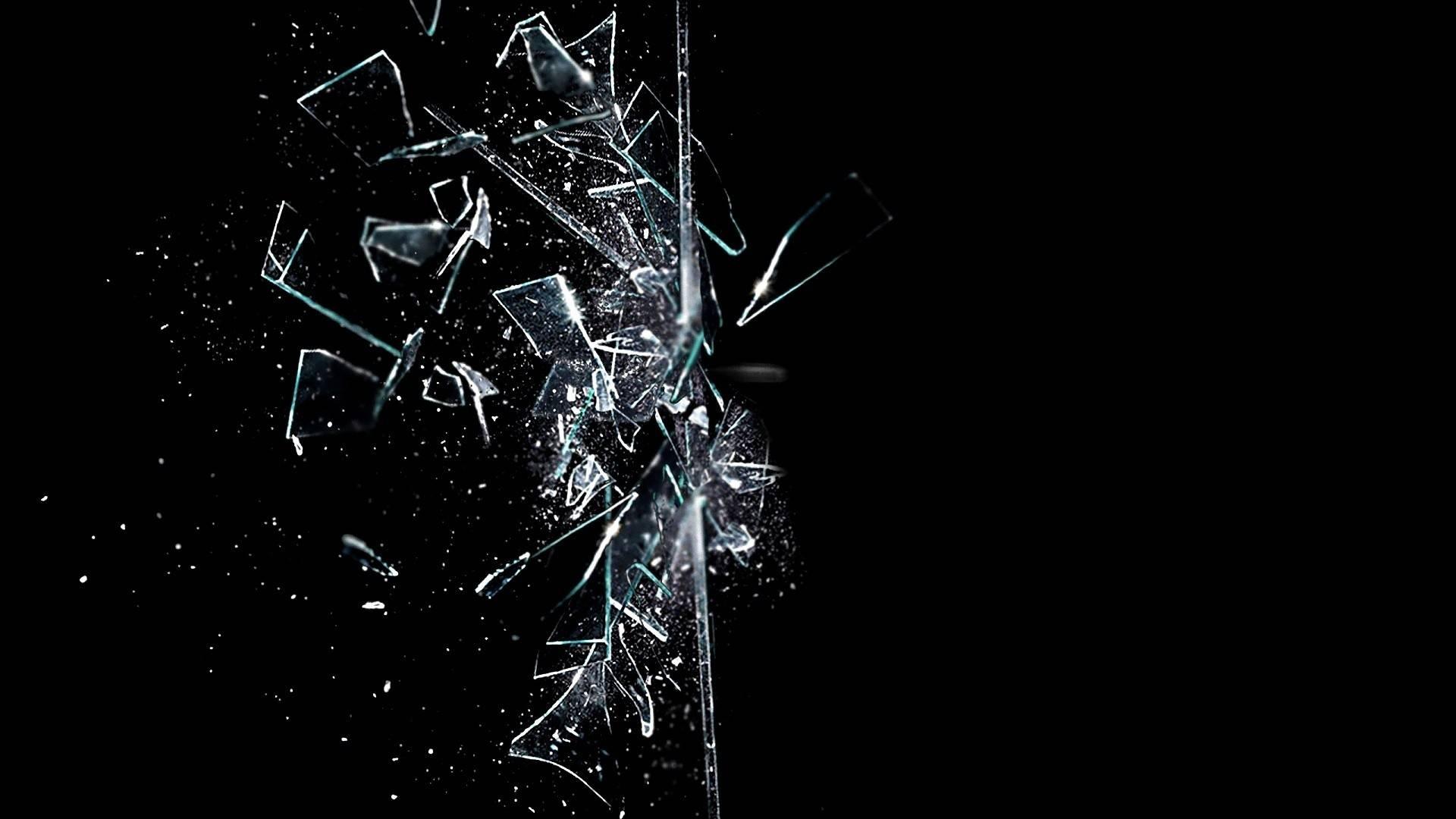 Broken Glass 19201080 Wallpaper 1712017 1920x1080