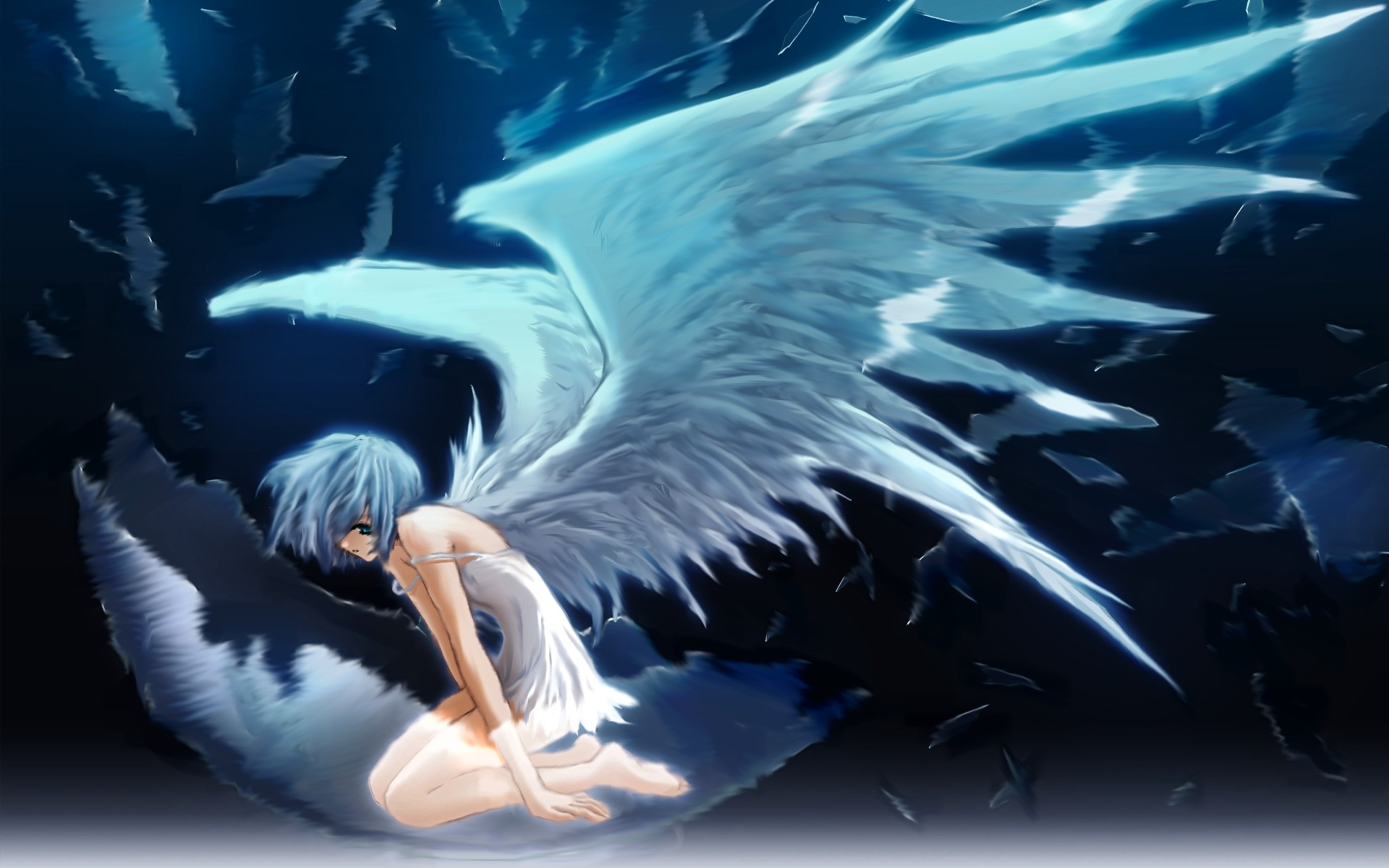 Animated Angel Wallpaper WallpaperSafari