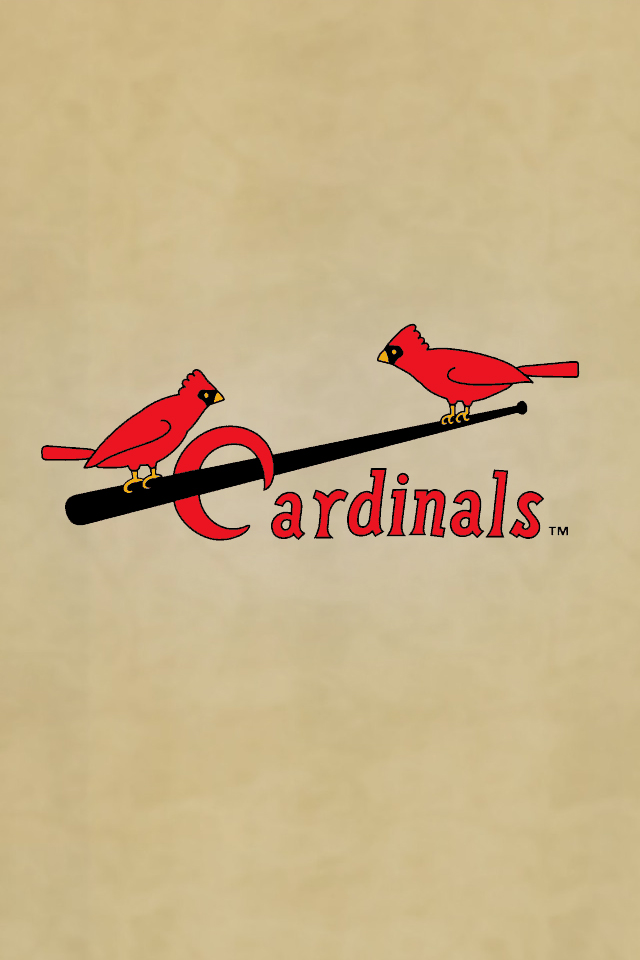 46 St Louis Cardinals Iphone Wallpaper On Wallpapersafari