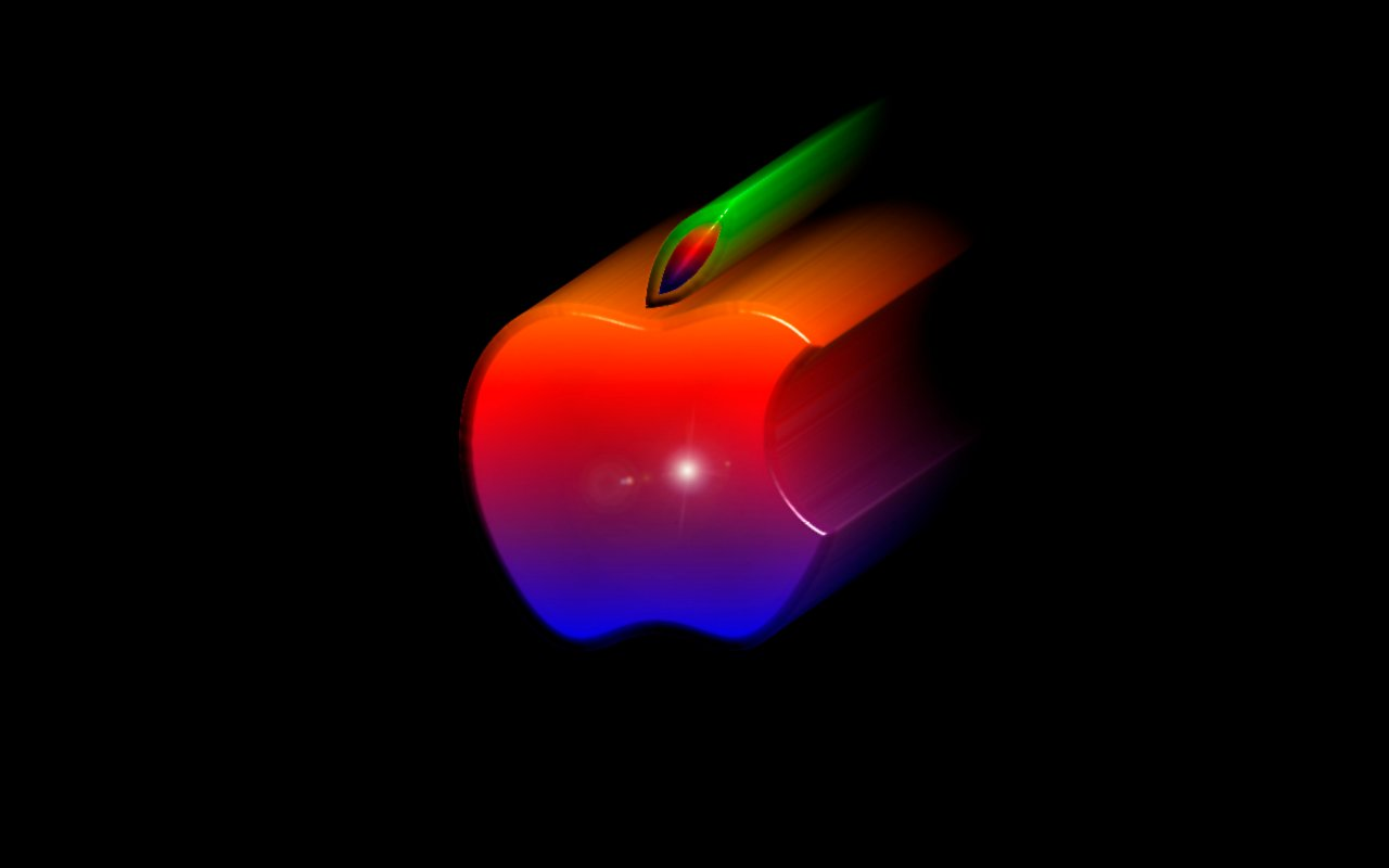 Apple Logo Wallpapers 1280x800