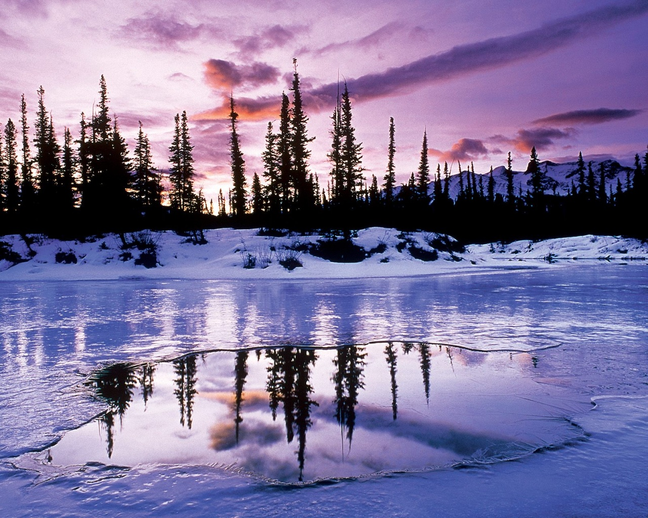Scenery Wallpaper Photos Of Beautiful Winter HD Wallpapers By 1280x1024