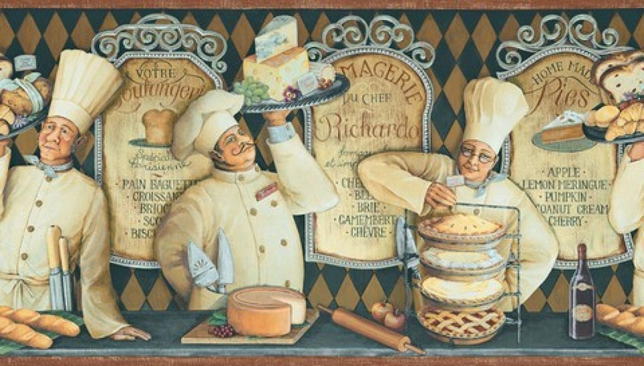 kitchen design for housesbc1581510 chef wallpaper border design by 1280x728