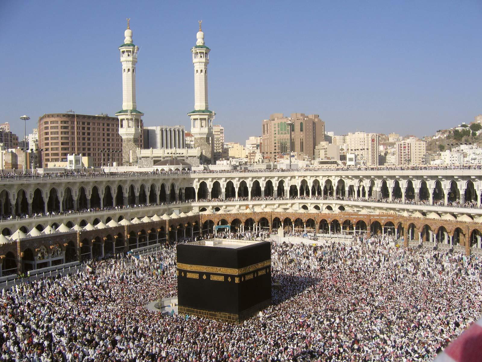 Mecca History Pilgrimage Britannica 1600x1200