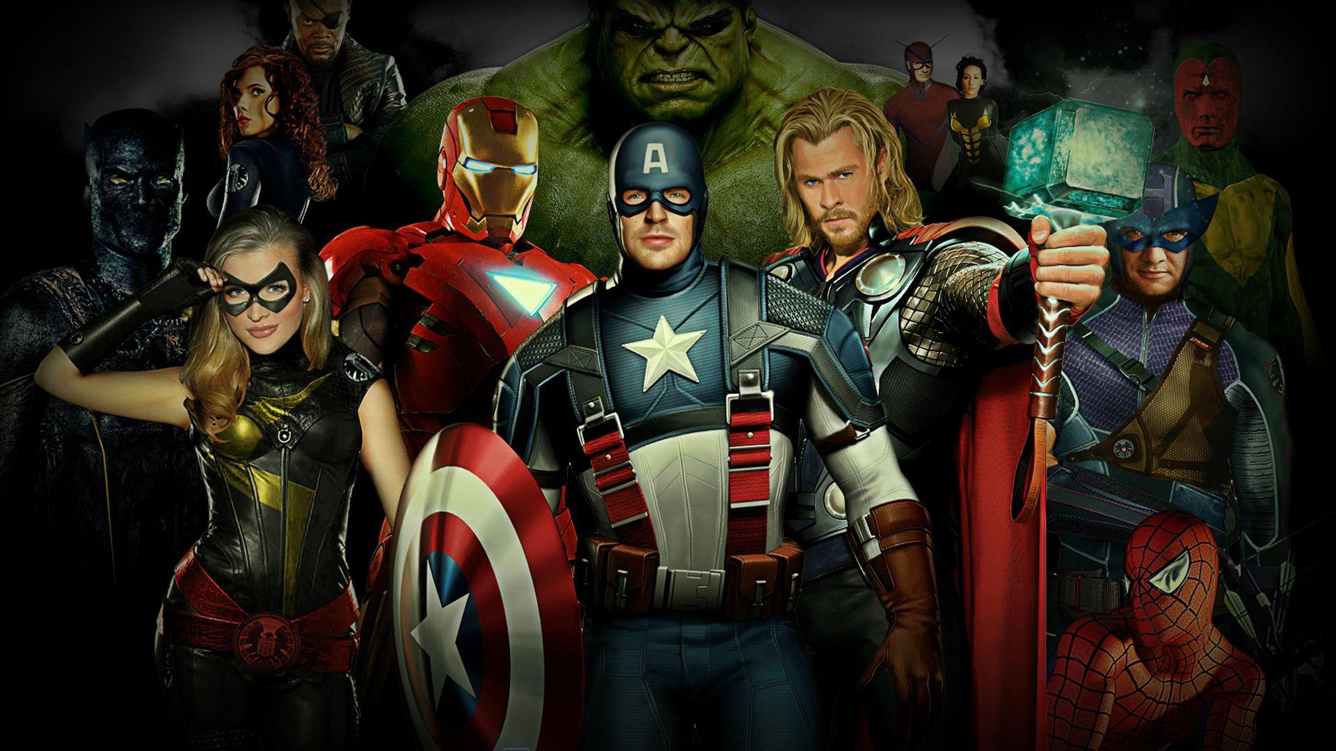 Hd wallpaper sites - Wallpapers For Marvel Wallpaper 1080p