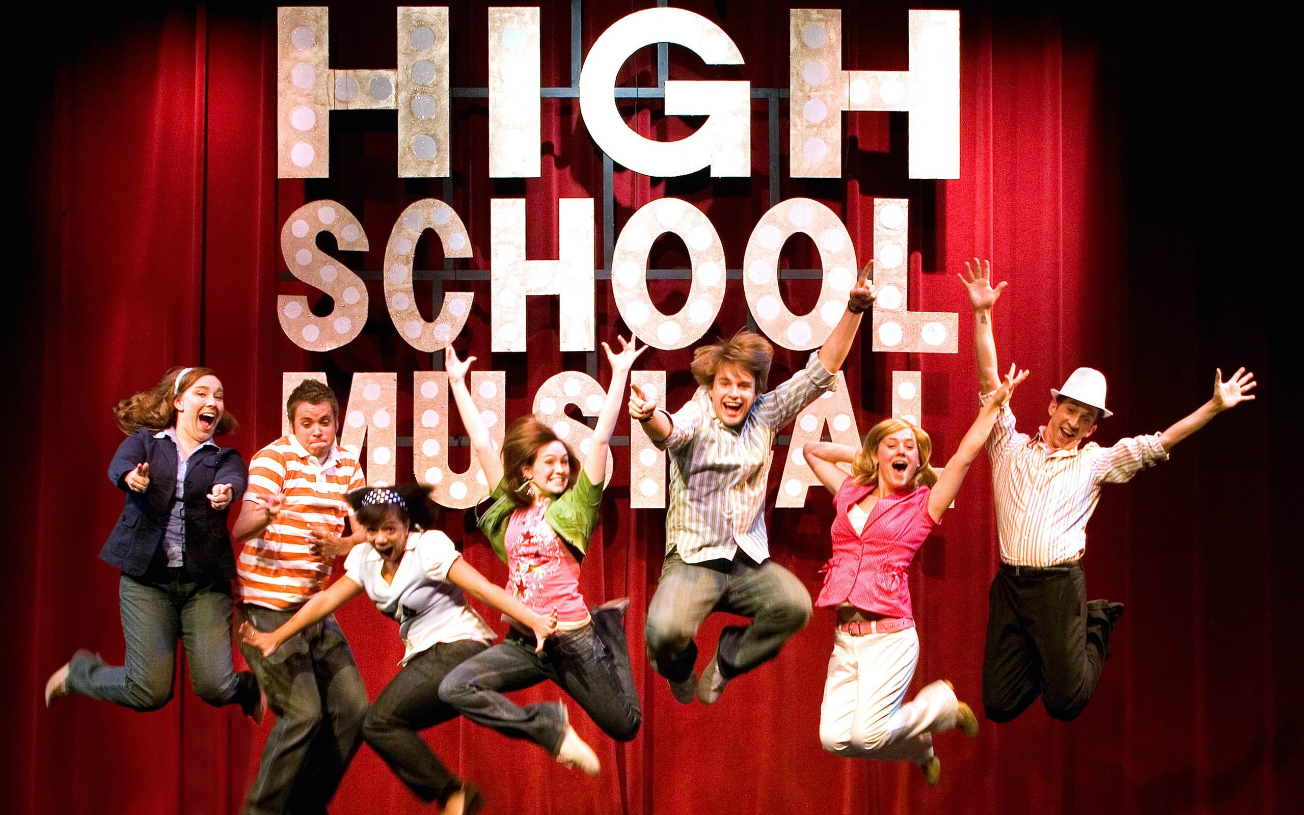 72] High School Musical Wallpaper on WallpaperSafari 2560x1600