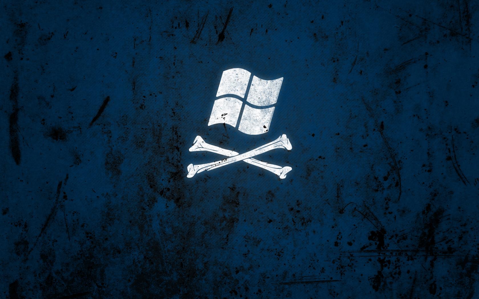HD wallpaper : Windows Pirate Blue Desktop Wallpapers Wallpaper by ...