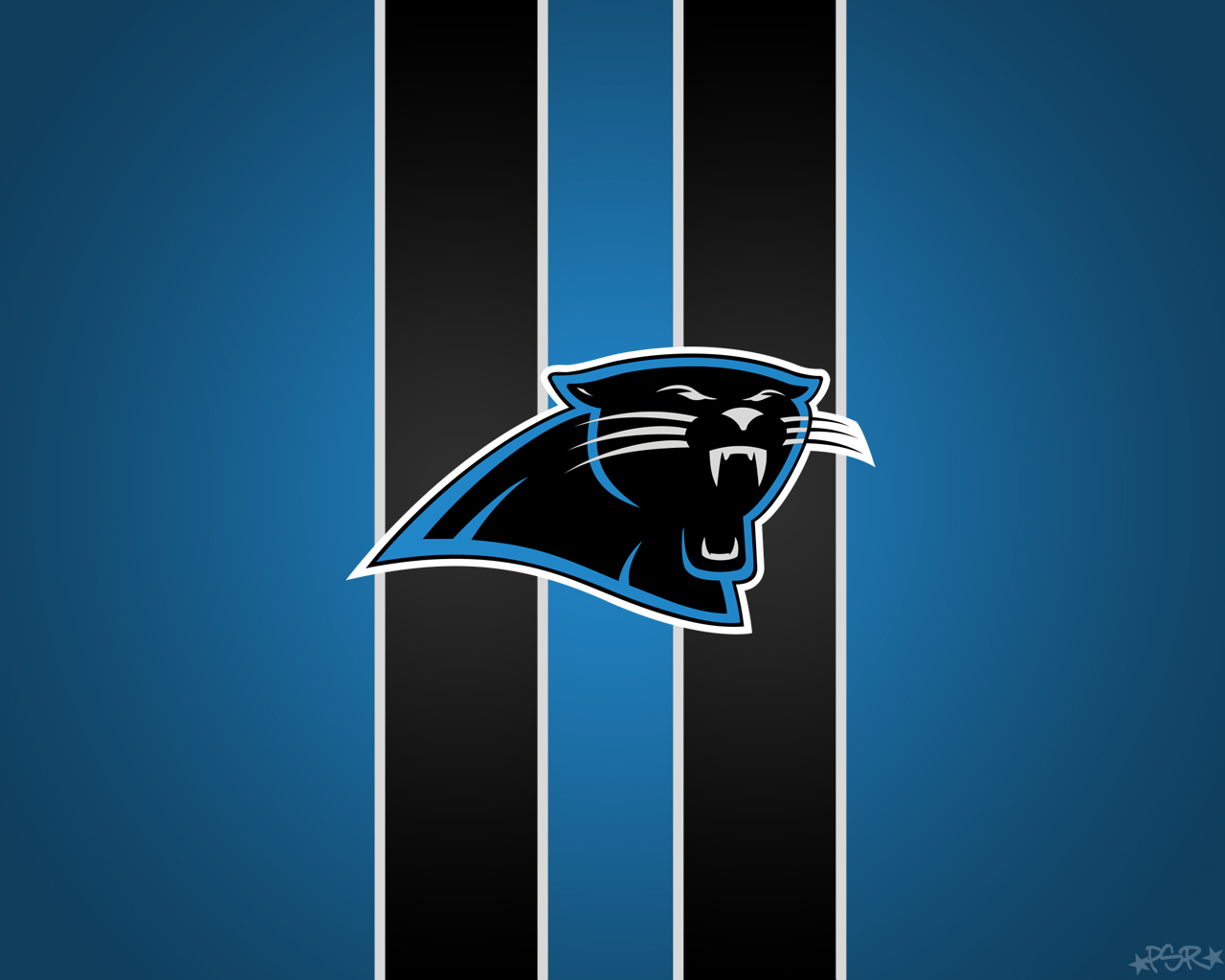 HD Carolina Panthers 1280X Wallpaper 1280x1024