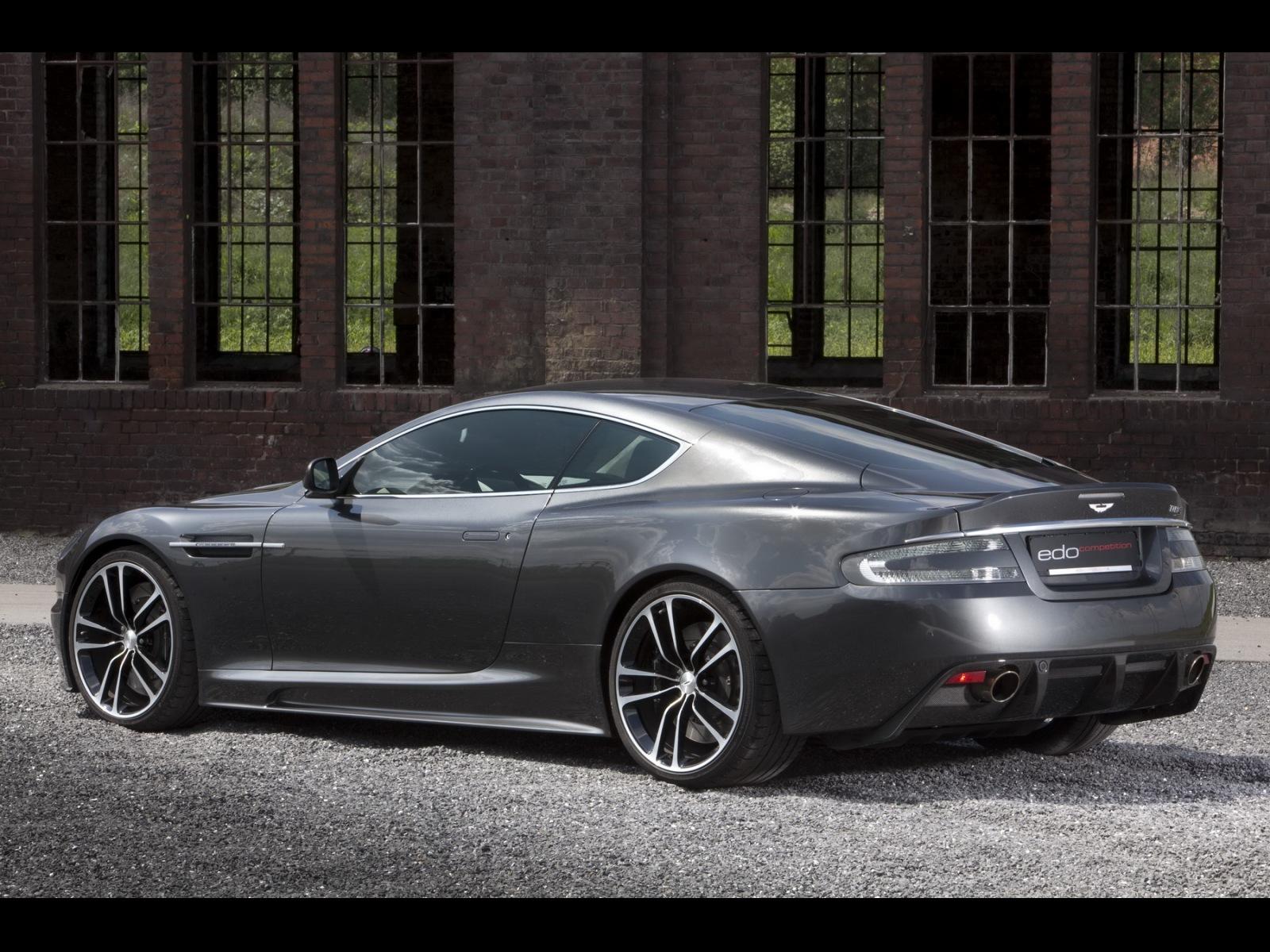 edo competition Aston Martin DB9 photos and wallpapers   tuningnews 1600x1200