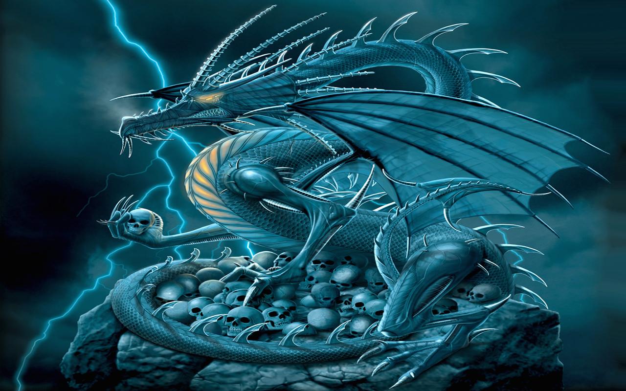 Dragon Wallpaper   Dragons Wallpaper 13975620 1280x800
