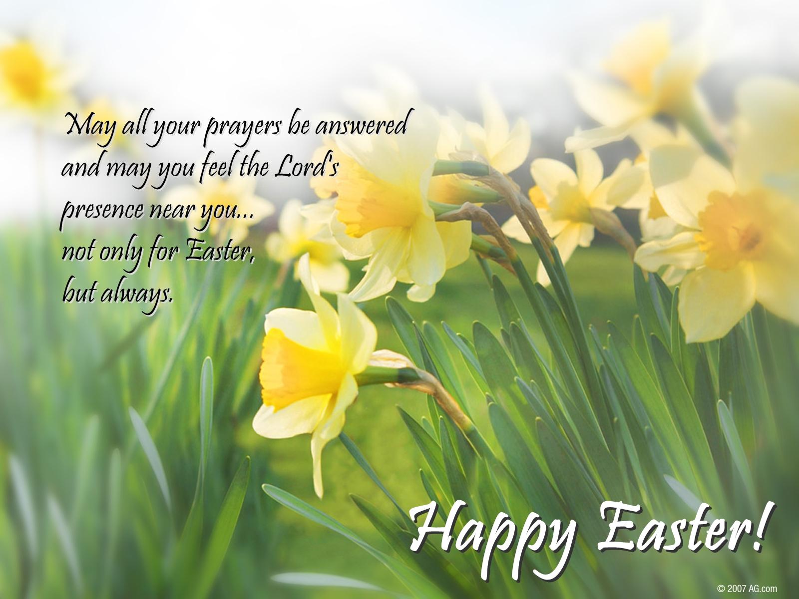 [44+] Easter Blessings Wallpaper on WallpaperSafari Easter Clip Art Free Sayings