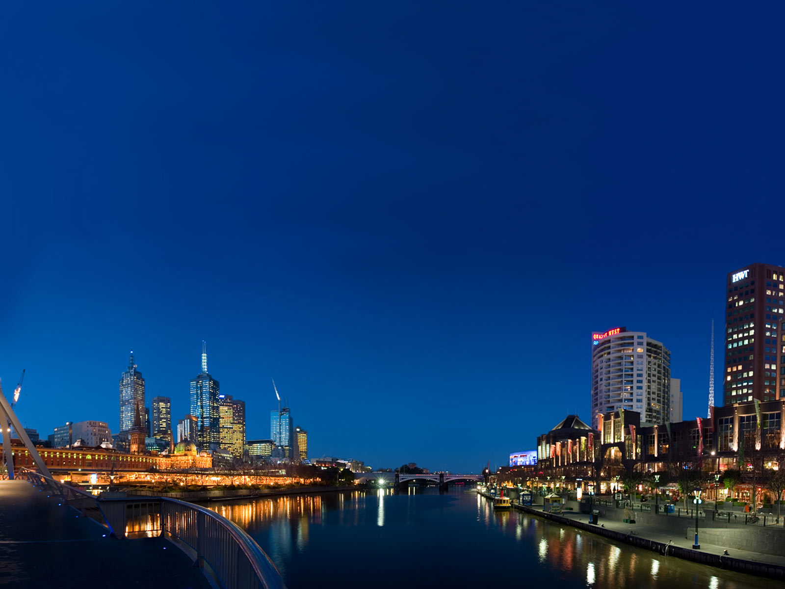 Melbourne Australia backgrounds Wallpaper in high resolution for 1600x1200