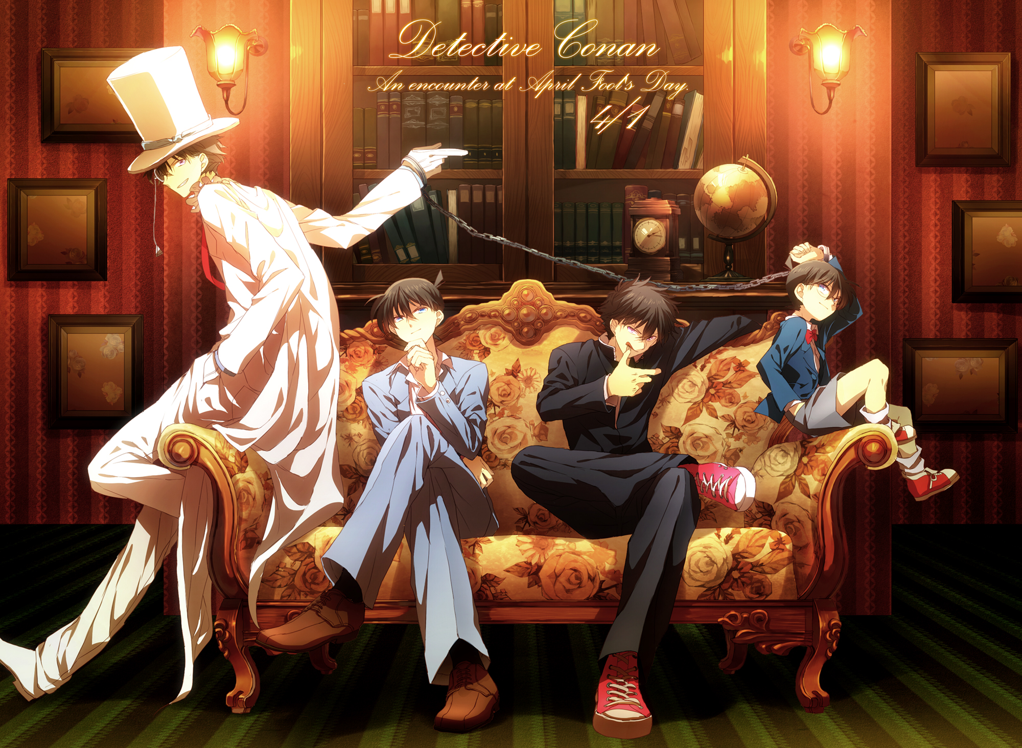 Detective Conan images Conan kaito shinichi wallpaper photos 33748081 2000x1464