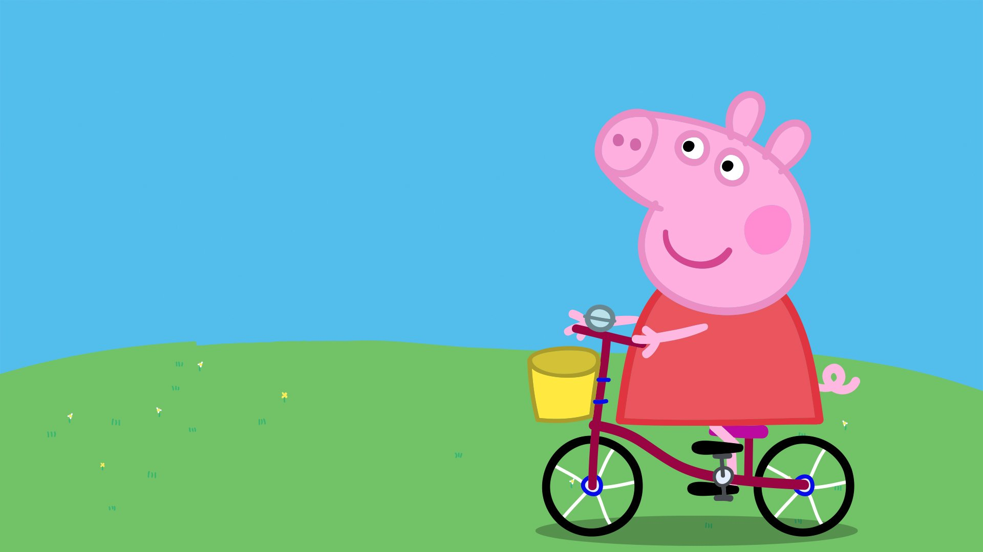 Peppa Pig Background For Computer   1920x1080 Wallpaper   teahubio