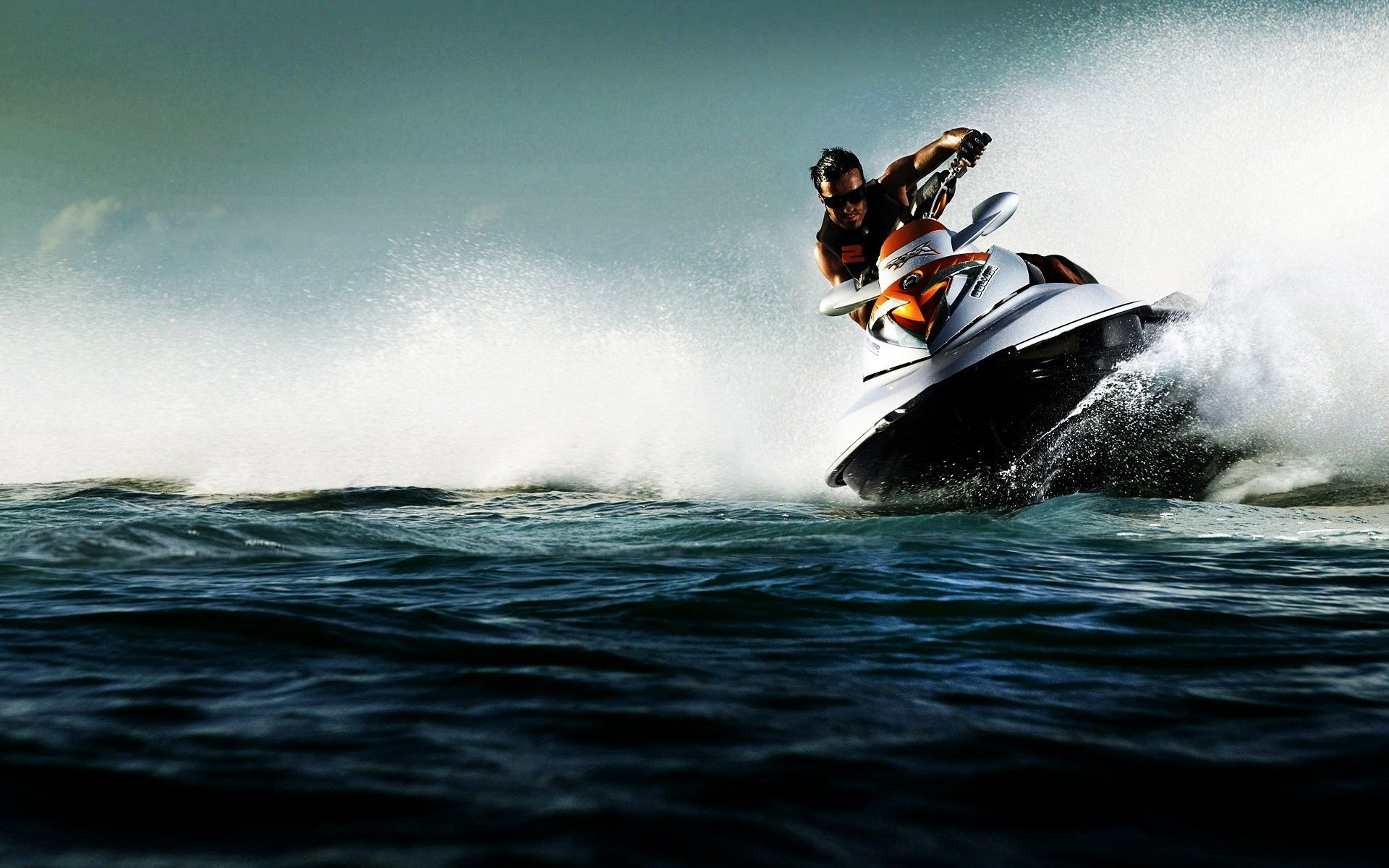 Jet Ski Wallpapers   Top Jet Ski Backgrounds   WallpaperAccess 1920x1200