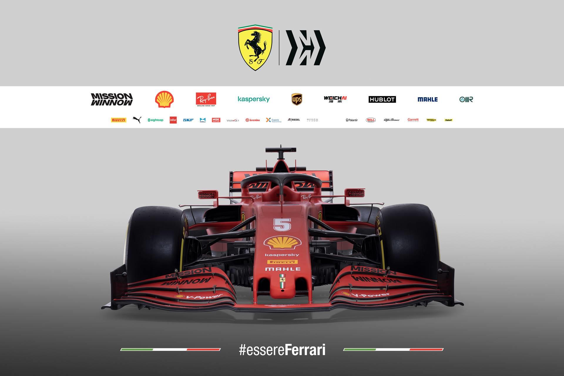2020 Ferrari SF1000 News and Information Research and Pricing 1920x1280