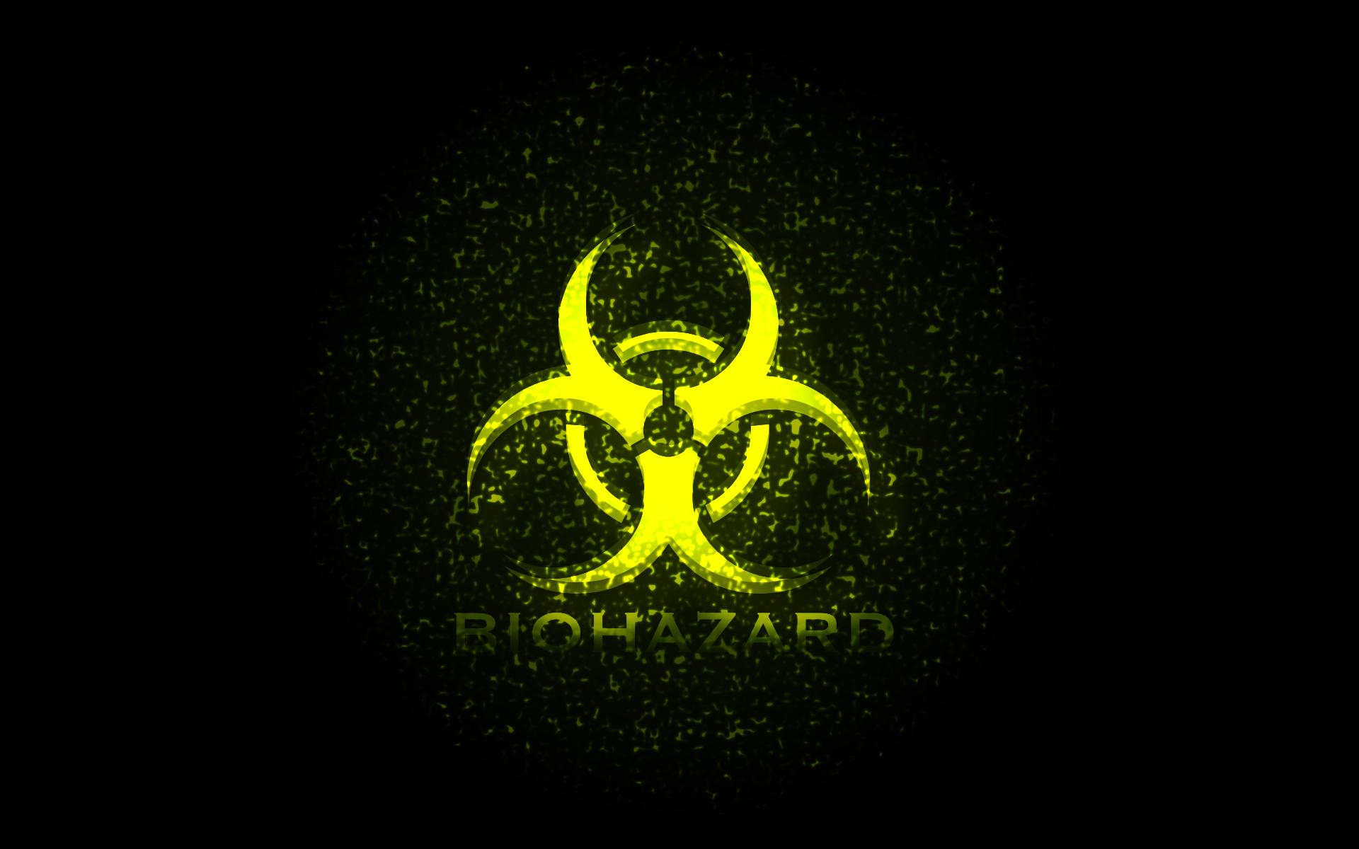 Download Biohazard Symbol Wallpaper 1920x1200 Wallpoper 1920x1200