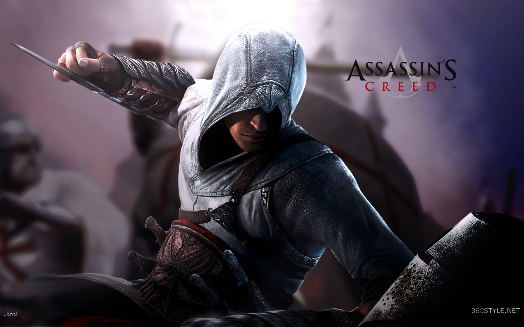 Creed Wallpaper 1680x1050 Assassins Creed Altair Assassination 1680x1050