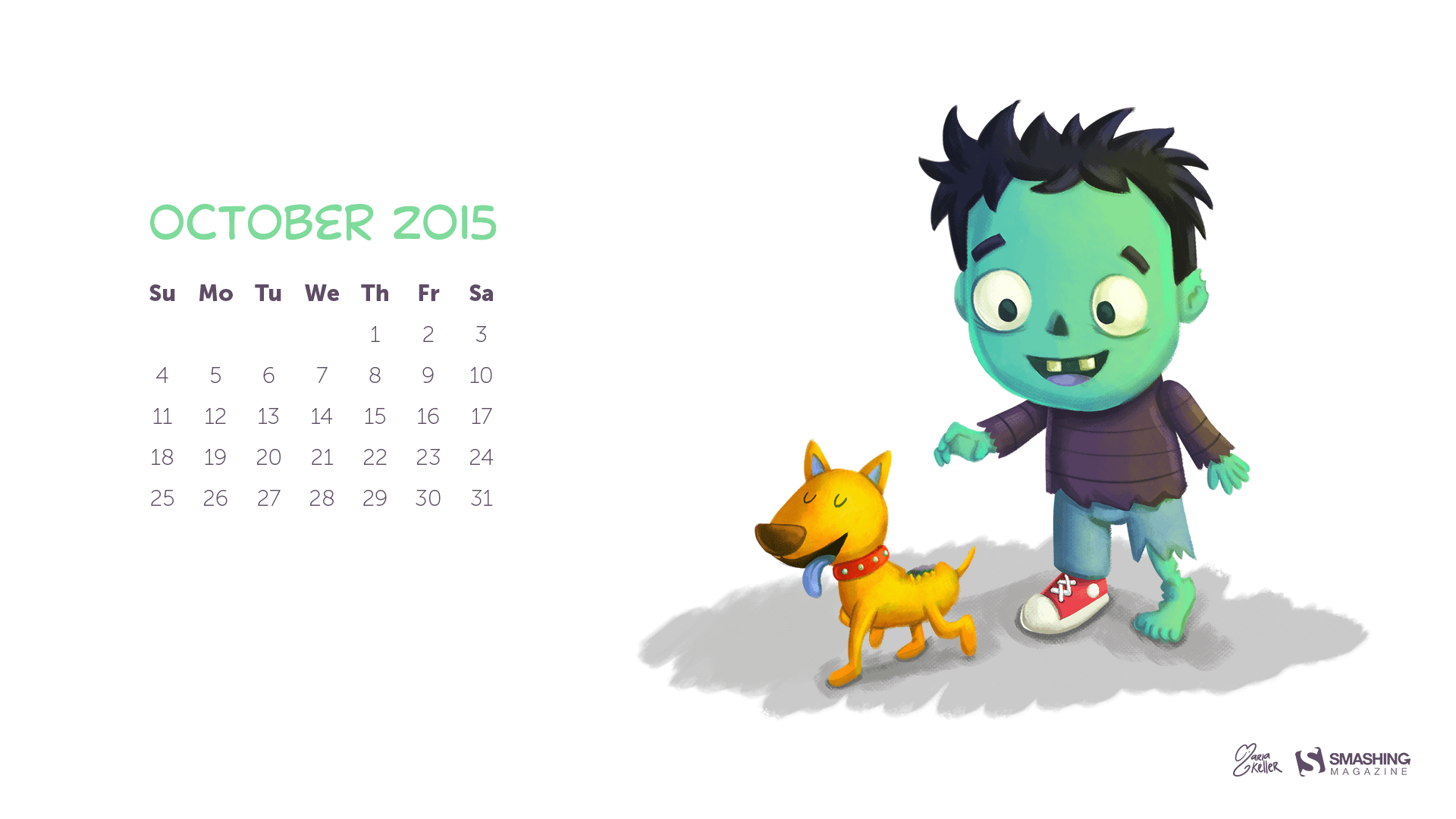 Best Friends Forever Desktop Calendars Wallpapers October 2015 1920x1080
