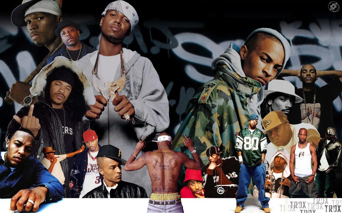 Rappers Wall by Troxone 1131x707