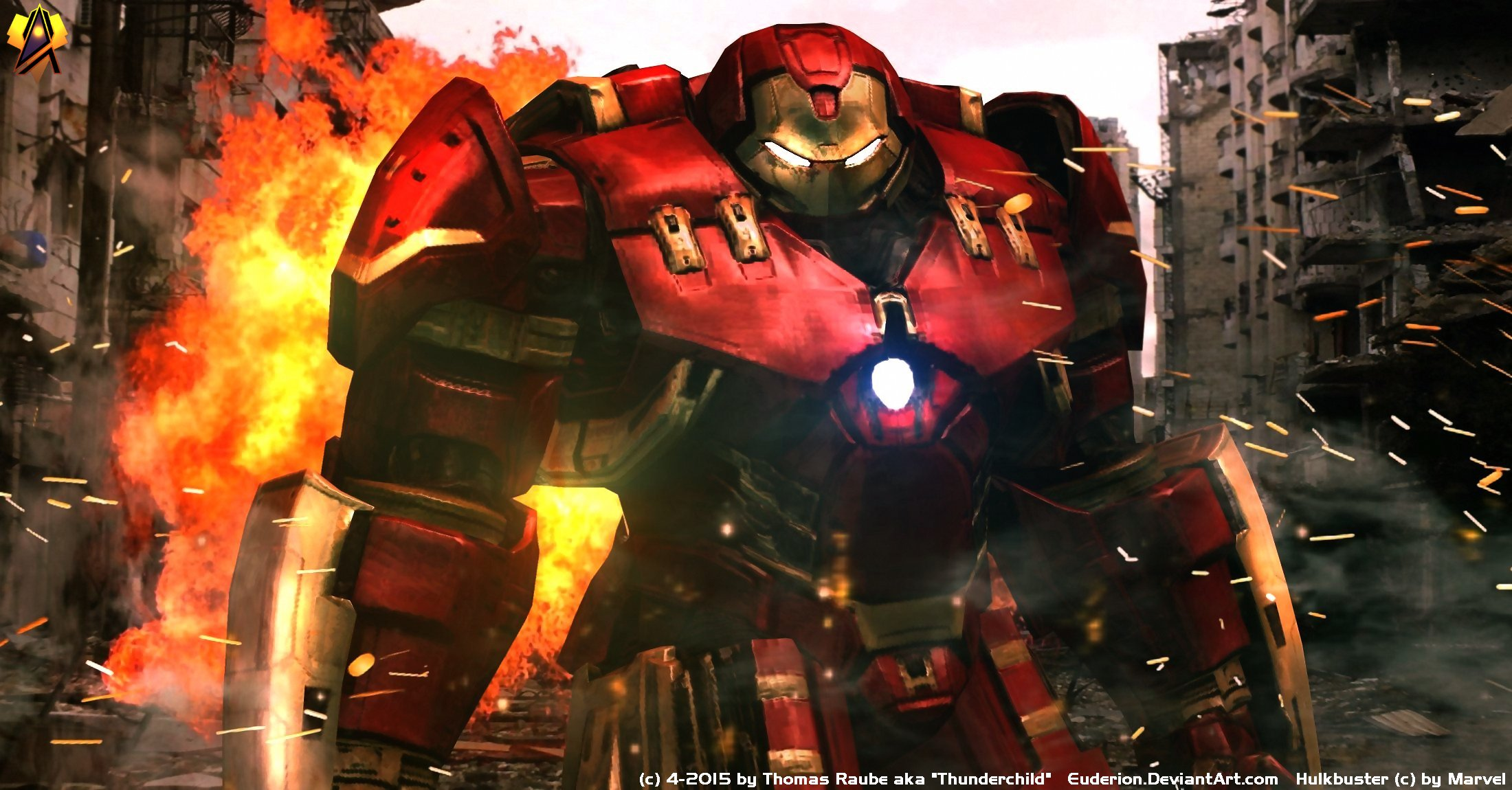 39 Hulkbuster HD Wallpapers Background Images 2200x1150