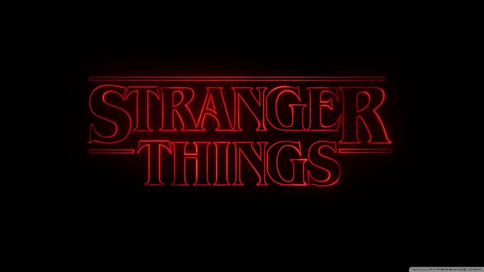 Ipad Stranger Things Wallpaper 4k 1600x900