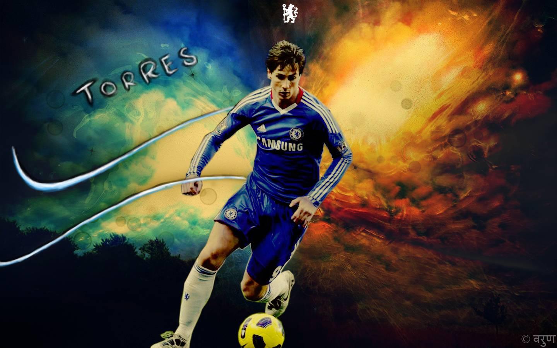 Fernando Torres Chelsea Wallpaper   Football HD Wallpapers 1440x900
