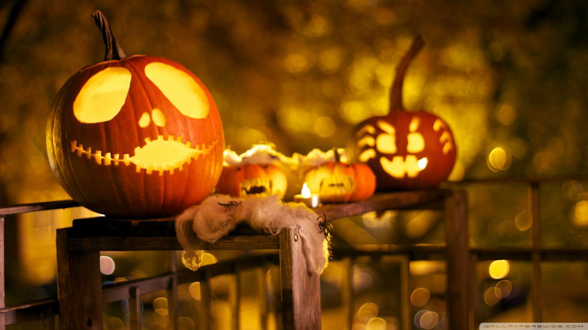 halloween decorations hd wallpaper - photo #2