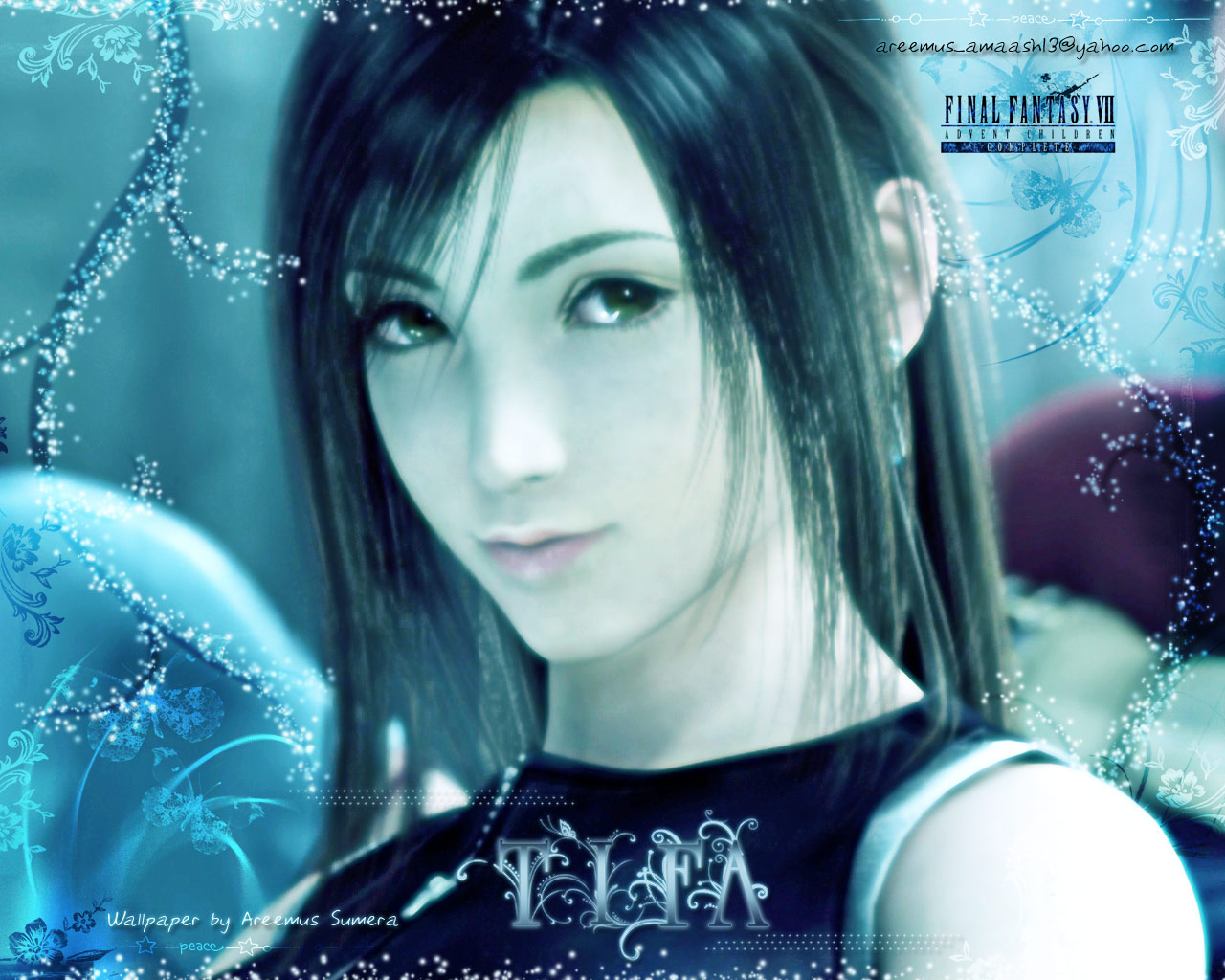 download wallpaper tifa lockhart - photo #6