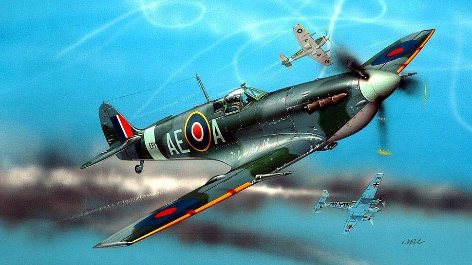 Spitfire Wallpaper Spitfire wallpaper 969x545