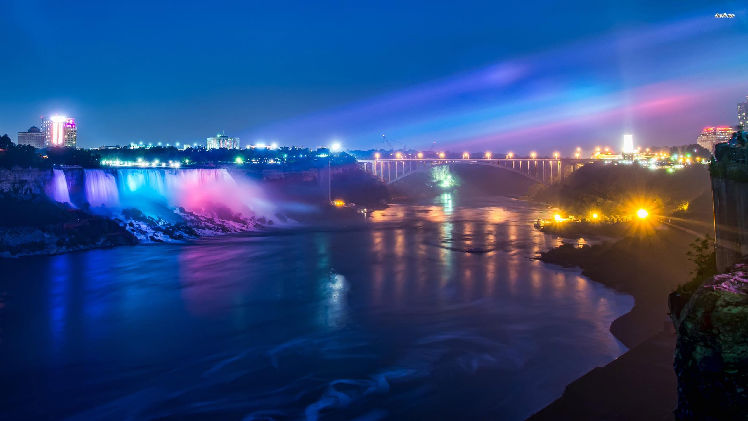 Niagara Falls wallpaper   World wallpapers   30912 2560x1440
