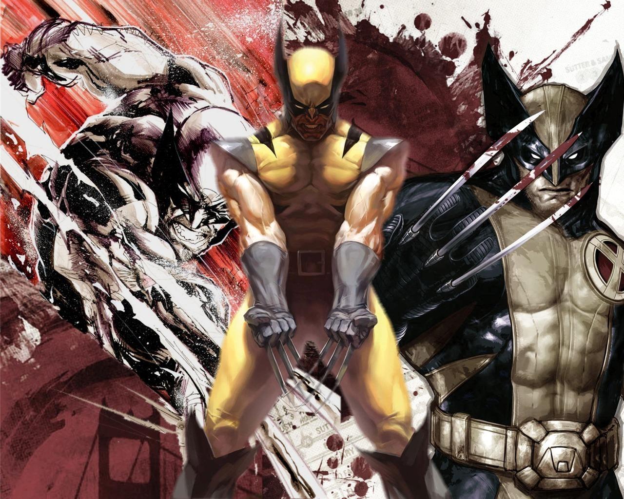 Wolverine X Men 1280x1024