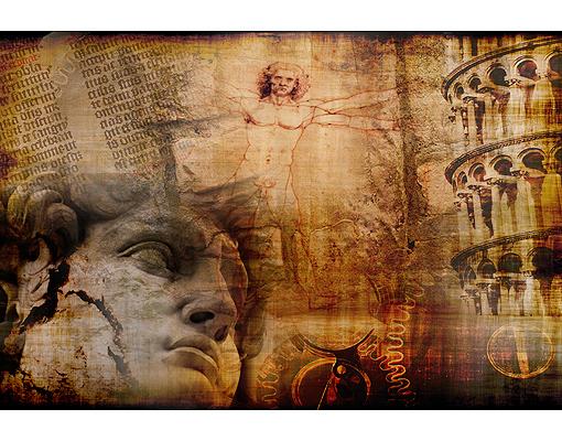 ITALIAN TREASURE 400x280 Wallpaper Wall art Wall decor Italy eBay 510x400