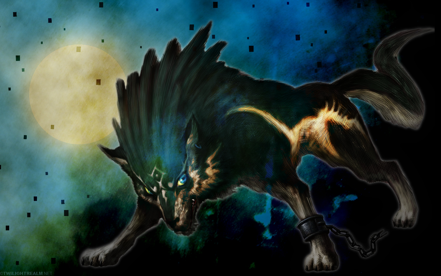 Link Wolf Wallpaper 1680x1050 Link Wolf 1680x1050