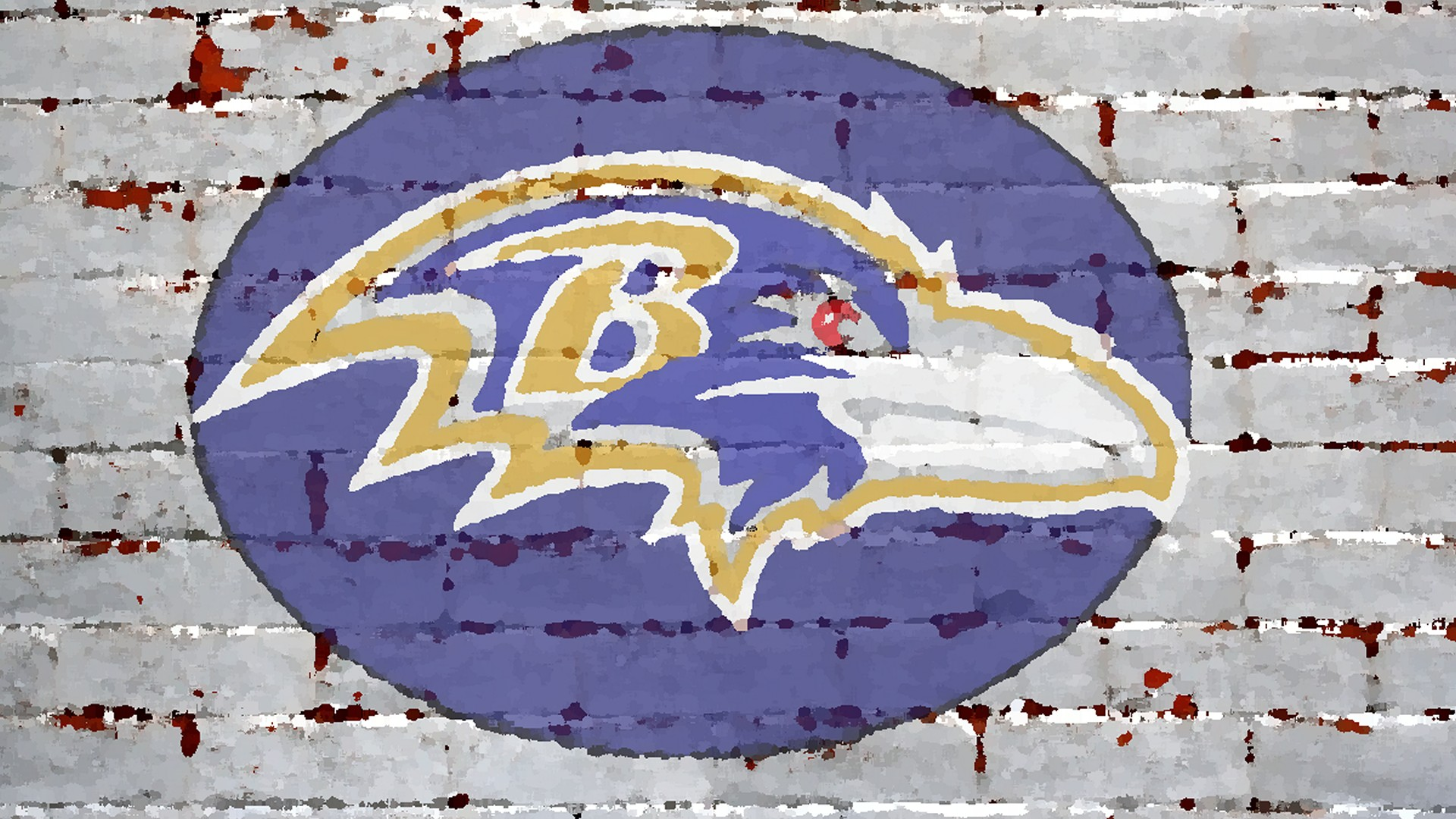 Baltimore Ravens Logo wallpaper   897464 1920x1080