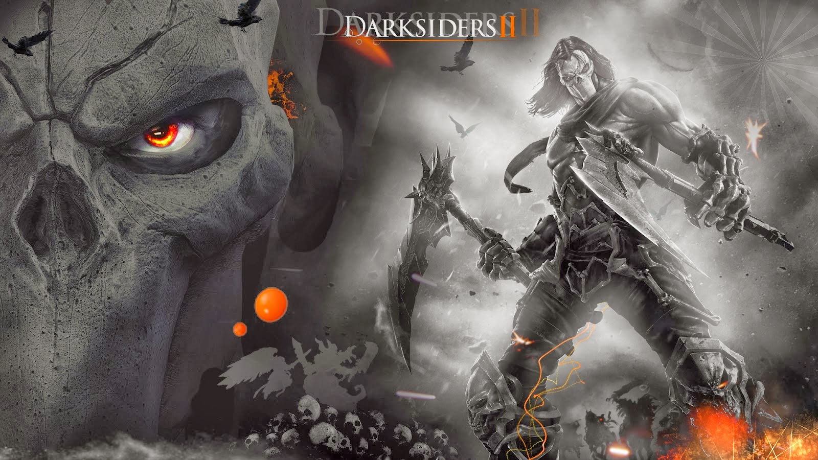Darksiders II HD Wallpapers   HD Wallpapers Blog 1600x900