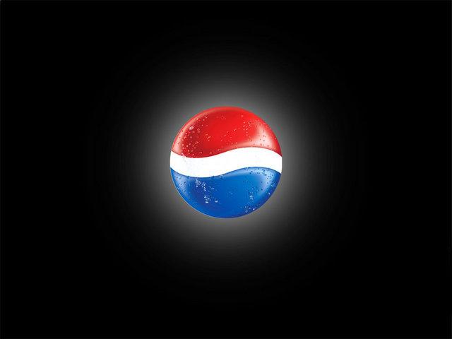Cool Pepsi Logo Black background jpg Pepsi Wallpapers 640x480