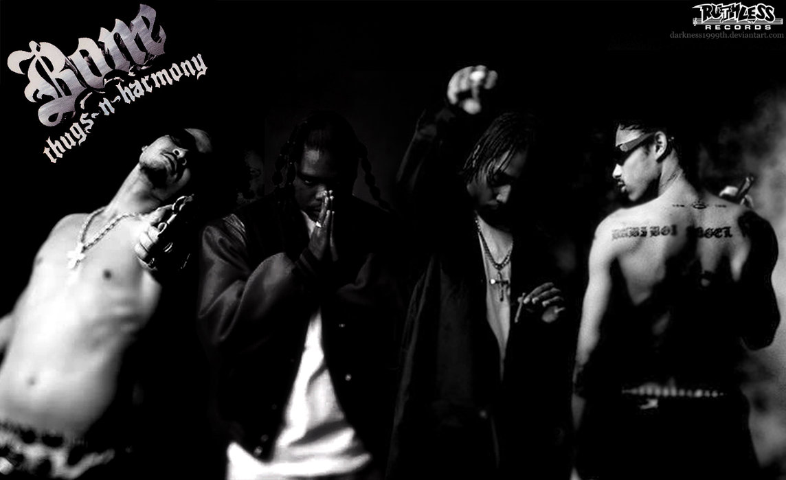 Bone Thugs N Harmony Thuggish by Darkness1999th 1144x699