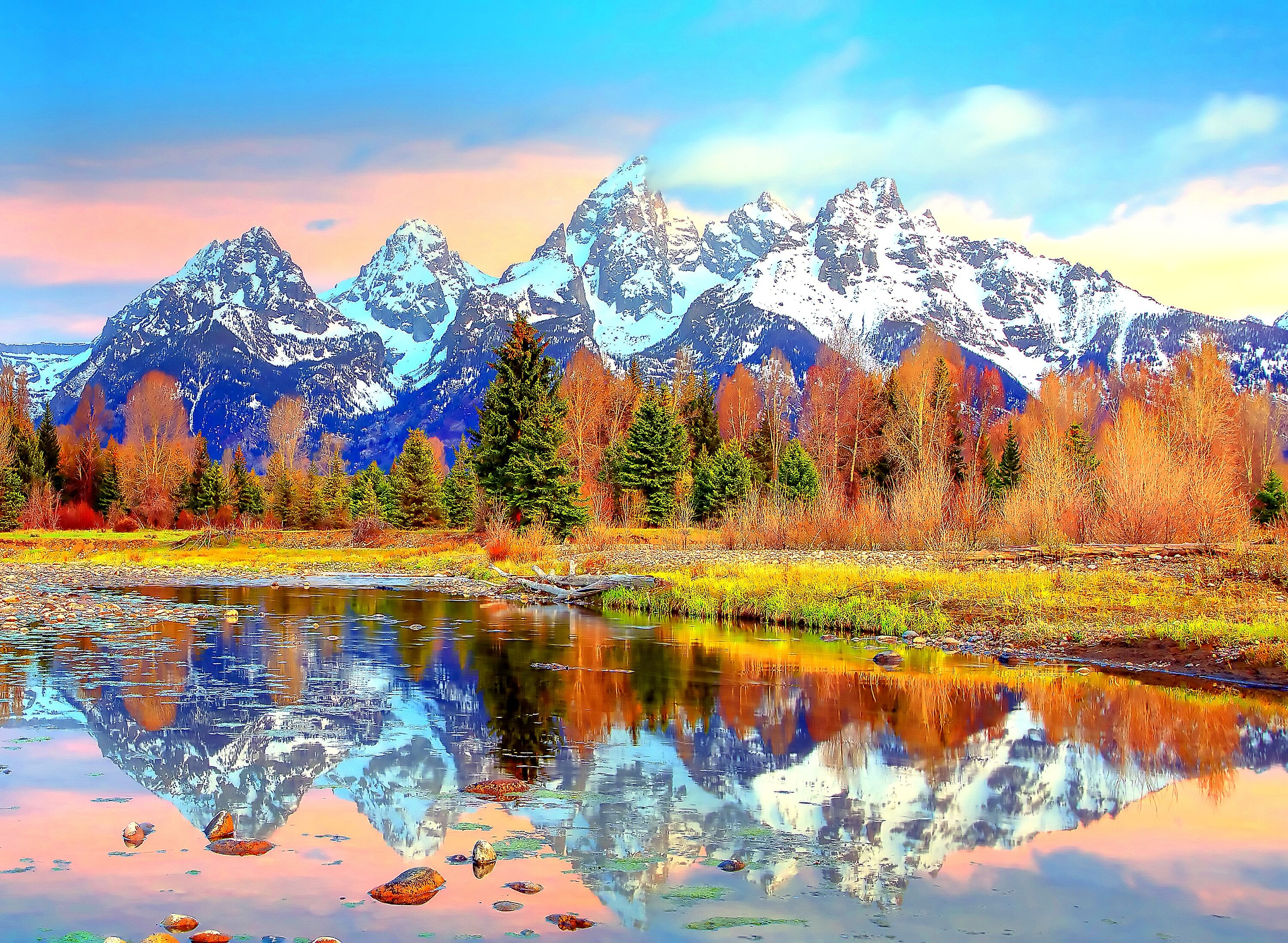 25 Grand Teton National Park HD Wallpapers Background Images 3000x2197