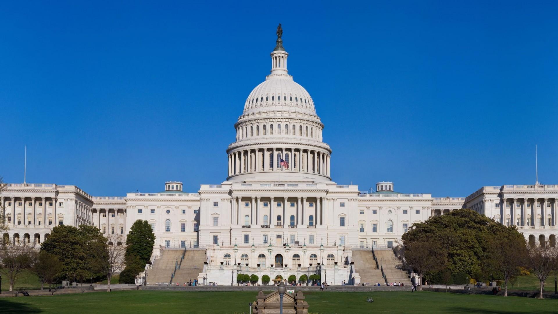 United States Capitol HD Wallpaper 1920x1080 ID55376 1920x1080