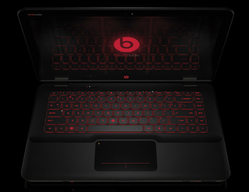 HP ENVY 14 Beats Edition Designed by Beats by Dr Dre 500x386